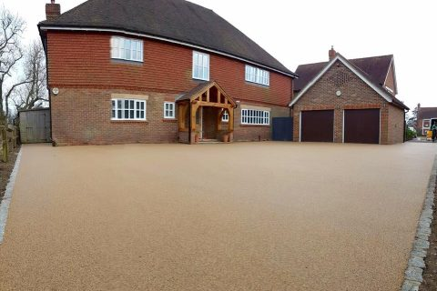 Resin Driveway - Sussex