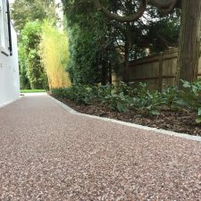 Resin path installation in Kent